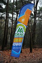 27-11-2011 ATLETIEK: NK CROSS 53e WARANDELOOP: TILBURG<br /> Banner AA drink<br /> ©2011-FotoHoogendoorn.nl