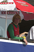 Peter Spurrier Sports  Photo.email pictures@rowingpics.com.Tel 44 (0) 7973 819 551..Photo Peter Spurrier.29/03/2002.2002 Thames World Sculling Challenge.Ekaterina Karsten Rowing Course: River Thames, Championship course, Putney to Mortlake 4.25 Miles [Mandatory Credit Peter Spurrier; Intersport Images]
