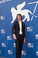 Mistral Guidotti at the Home film photocall at the 73rd Venice Film Festival, Sala Grande on Saturday September 3rd 2016, Venice Lido, Italy.