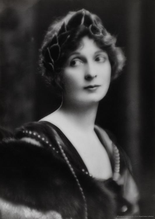 Lady Hazel Lavery, England, UK, 1914