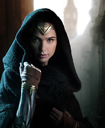 RELEASE DATE: June 2, 2017.TITLE: Wonder Woman.STUDIO:.DIRECTOR:.PLOT: An Amazonian princess leaves her island home to explore the world and, in doing so, becomes one of the world's greatest heroes.STARRING: Gal Gadot as Diana Prince / Wonder Woman.(Credit: © DC Entertainment/Entertainment Pictures)