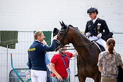 Werth Isabell, GER, DSP Quantaz<br /> CHIO Aachen 2021<br /> © Hippo Foto - Sharon Vandeput<br /> 17/09/21