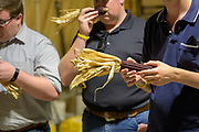 Jeptha Creed grows 300 acres of heritage dent corn to be used solely in their bourbon.