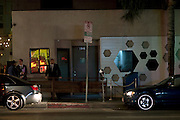 Members of the Bling Ring used to spend time at various places across central Los Angeles:  Ecco, 1640 N Cahuenga Blvd, CA 90028, USA.