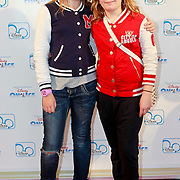 NLD/Rotterdam/20110401 - Premiere Disney on Ice 2011, Diana Janssen en Romy Goossens