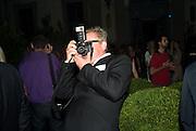 TONY MCGEE, Luomo Vogue 40th Anniversary dinner. Palazzo Litta. Milan. 22 June 2008 *** Local Caption *** -DO NOT ARCHIVE-© Copyright Photograph by Dafydd Jones. 248 Clapham Rd. London SW9 0PZ. Tel 0207 820 0771. www.dafjones.com.