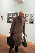 ANTONY D'OFFAY, Warhol, Burroughs and Lynch exhibition. The Photographers' Gallery, Ramillies Place, London. 16 January 2014.