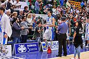 Darko Planinic<br /> Banco di Sardegna Dinamo Sassari - Grissin Bon Reggio Emilia<br /> LegaBasket LBA Poste Mobile 2017/2018<br /> Sassari, 15/10/2017<br /> Foto L.Canu / Ciamillo-Castoria