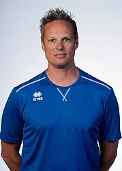 Coach Richard de Kogel during the BTN photoshoot on 3 september 2020 in Den Haag.