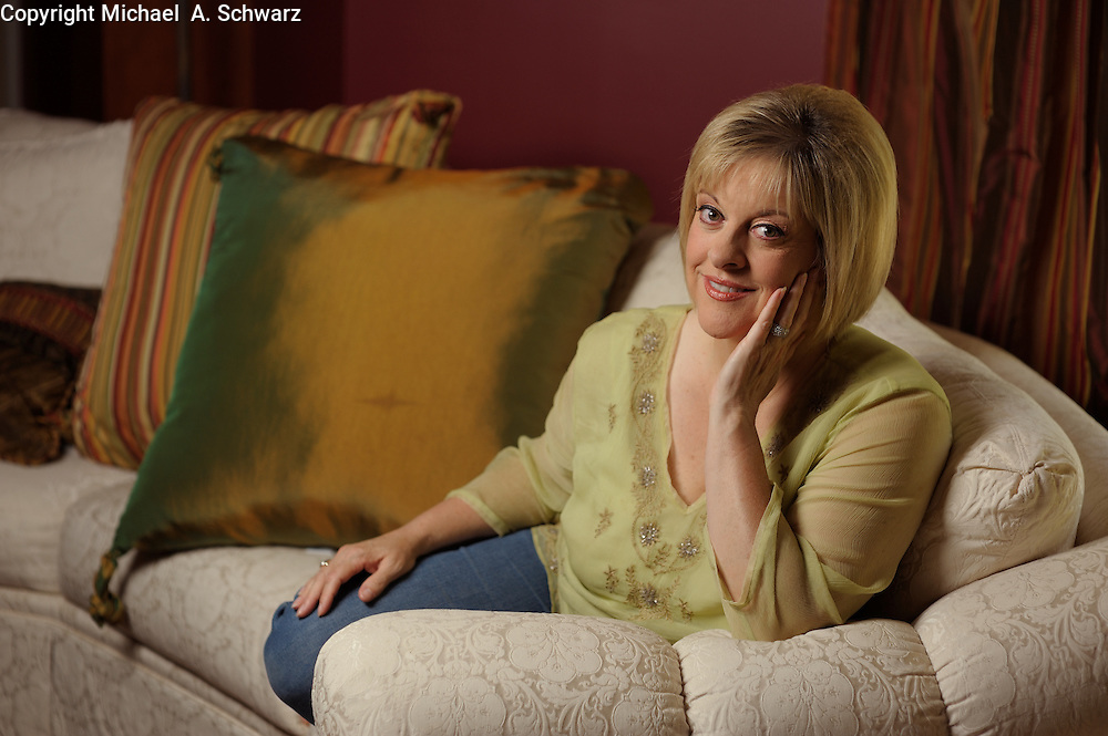 """7/21/09 1:27:37 -- Atlanta, GA, U.S.A<br />  -- Nancy Grace, legal commentator for CNN, has written her first novel """"The Eleventh Victim."""" -- <br /> <br /> <br /> Photo by Michael  A. Schwarz, USA TODAY contract photographer"""