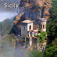Pictures & Images of Sicily. Photos of Sicilian Historic & Landmark Sites