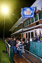 Bristol Rugby fans - Rogan/JMP - 10/02/2018 - RUGBY UNION - Trailfinders Sports Ground - Ealing Trailfinders v Bristol Rugby - Greene King IPA Championship.