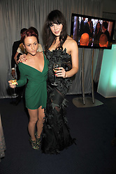 Left to right, JAIME WINSTONE and DAISY LOWE at the GQ Men of the Year Awards held at the Royal Opera House, London on 2nd September 2008.<br /> <br /> NON EXCLUSIVE - WORLD RIGHTS