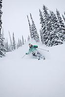 Heliskiiing, Galena, Powder, CMH, Canadian Mountain Holidays, Photo Dan Kullberg