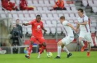 Fotball, 1. august 2020, Eliteserien, Brann-Vålerenga - Gilbert Koomson