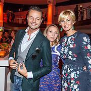 NLD/Hilversum20150825 - Najaarspresentatie RTL 2015, Fred van Leer, Maybritt Mobach en Anouk Smulders - Voorveld