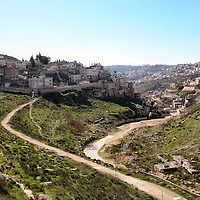 Valleys of Jerusalem