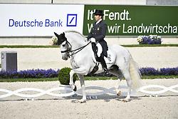 CASTILLA RUIZ Claudio (ESP), Icaro MG<br /> Aachen - CHIO 2019<br /> HAVENS Pferdefutter-Preis<br /> Grand Prix CDI4*<br /> 17. Juli 2019<br /> © www.sportfotos-lafrentz.de/Karl-Heinz Frieler