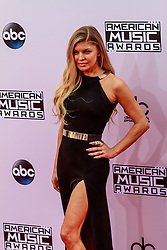 LOS ANGELES, CA - NOV 23 Fergie attends the 42nd Annual American Music Awards at the Nokia Theatre L.A. in Los Angeles, California USA. 2014 Nov 23. Byline, credit, TV usage, web usage or linkback must read SILVEXPHOTO.COM. Failure to byline correctly will incur double the agreed fee. Tel: +1 714 504 6870.