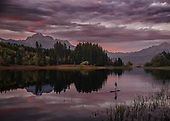 SUP alp lakes