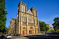 France, Pyrénées-Atlantiques (64), Bayonne, eglise Saint-André // France, Pyrénées-Atlantiques (64), Bayonne, Saint André church