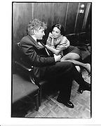 Brian McNally and Diane von Furstenberg. NY. 1994 approx. © Copyright Photograph by Dafydd Jones 66 Stockwell Park Rd. London SW9 0DA Tel 020 7733 0108 www.dafjones.com