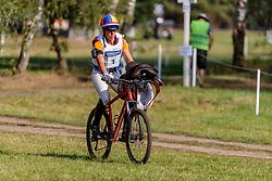 Blom Merel, NED, Chiccolino<br /> European Championship Eventing<br /> Luhmuhlen 2019<br /> © Hippo Foto - Dirk Caremans