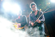 Photos of Avenged Sevenfold performing at Pointfest 27 on August 14, 2010 in St. Louis.