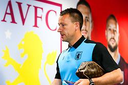 Aston Villa assistant manager John Terry arrives - Rogan/JMP - 27/05/2019 - FOOTBALL - Wembley Stadium - London, England - Aston Villa v Derby County - Sky Bet Championship Play-Off Final.