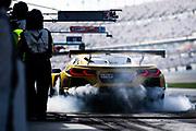 January 30-31, 2021. IMSA Weathertech Series. Rolex Daytona 24h:  #3 Corvette Racing Corvette C8.R, GTLM: Antonio Garcia, Jordan Taylor, Nicky Catsburg