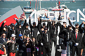 America's Cup 34, Day fifteen