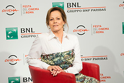 ITALY OUT - Sigourney Weaver attends a photocall during the 13th Rome Film Fest at Auditorium Parco Della Musica on October 24, 2018 in Rome, Italy. Photo by Alessia Paradisi /ABACAPRESS.COM