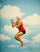 betty eiler: going strong over 70