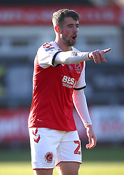 Fleetwood Town's Jack Sowerby