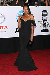 49th Annual NAACP Image Awards - Los Angeles. 15 Jan 2018 Pictured: Tichina Arnold. Photo credit: Jaxon / MEGA TheMegaAgency.com +1 888 505 6342
