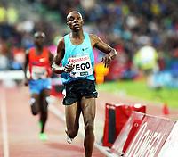 Friidrett , 13. juni 2013 , Diamond League , Bislett Games<br /> Athletics<br /> <br /> Hillary Kipsang Yego , KEN<br /> 3000 m steeplechase