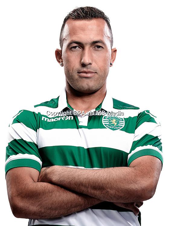 """Portugal - Primera Liga NOS 2015-2016 /  <br /> ( Sporting Lisboa ) - <br /> Jefferson Nascimento """" Jefferson """""""