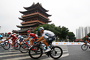 Gianni Moscon (ITA - Team Sky) during the Tour of Guangxi 2018, Stage 3, Nanning - Nanning (125,4 km) on October 18, 2018 in Nanning, China - photo Luca Bettini / BettiniPhoto / ProSportsImages / DPPI