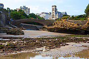 Eglise Saine Eugenie, Biarritz, Pays Basque, France