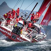 © Maria Muina I MAPFRE. Training day in Cape Town. Día de entrenamiento en Ciudad del Cabo.