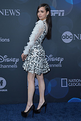 May 14, 2019 - New York, NY, USA - May 14, 2019  New York City..Emily Tosta attending Walt Disney Television Upfront presentation party arrivals at Tavern on the Green on May 14, 2019 in New York City. (Credit Image: © Kristin Callahan/Ace Pictures via ZUMA Press)