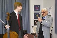 Yale School of Music | Aldo Parisot and Peter Dzialo | April 2004