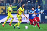 Fotball<br /> Frankrike<br /> Foto: Panoramic/Digitalsport<br /> NORWAY ONLY<br /> <br /> Yacine BAMMOU (fcn) - NICOLAS SEUBE (caen)<br /> Caen vs Nantes - League 1 - 10/23/2015