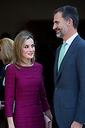 093014 Spanish Royals visit University of Castilla La Mancha