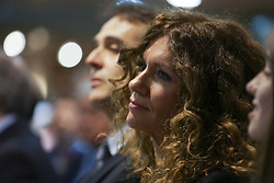 June 14, 2018 - Madrid, Spain - Rosa Maqueda attend the press conference in which he will be announced as new Real Madrid head coach at Santiago Bernabeu Stadium. (Credit Image: © Oscar Gonzalez/NurPhoto via ZUMA Press)