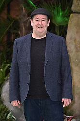 Johnny Vegas attending the Early Man World Premiere held at the BFI Imax, London. Picture date: Sunday January 14th, 2018. Photo credit should read: Matt Crossick/ EMPICS Entertainment.
