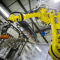 Branston Potatoes Abernethy robots installation