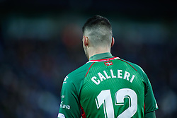 November 23, 2018 - Leganes, MADRID, SPAIN - Galleri of Alaves during the Spanish Championship La Liga football match between CD Leganes and Deportivo Alaves on November 23th, 2018 at Estadio de Butarque in Leganes, Madrid, Spain. (Credit Image: © AFP7 via ZUMA Wire)