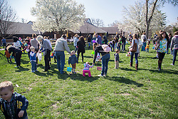 alumni Easter egg hunt