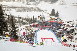 Timon Haugan (NOR) during 2nd run of Men's Slalom race of FIS Alpine Ski World Cup 57th Vitranc Cup 2018, on March 4, 2018 in Podkoren, Kranjska Gora, Slovenia. Photo by Ziga Zupan / Sportida